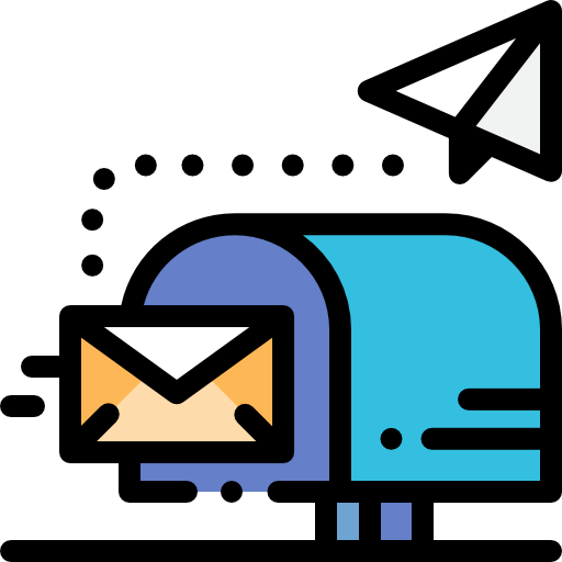 Inbound email processing with high efficiency