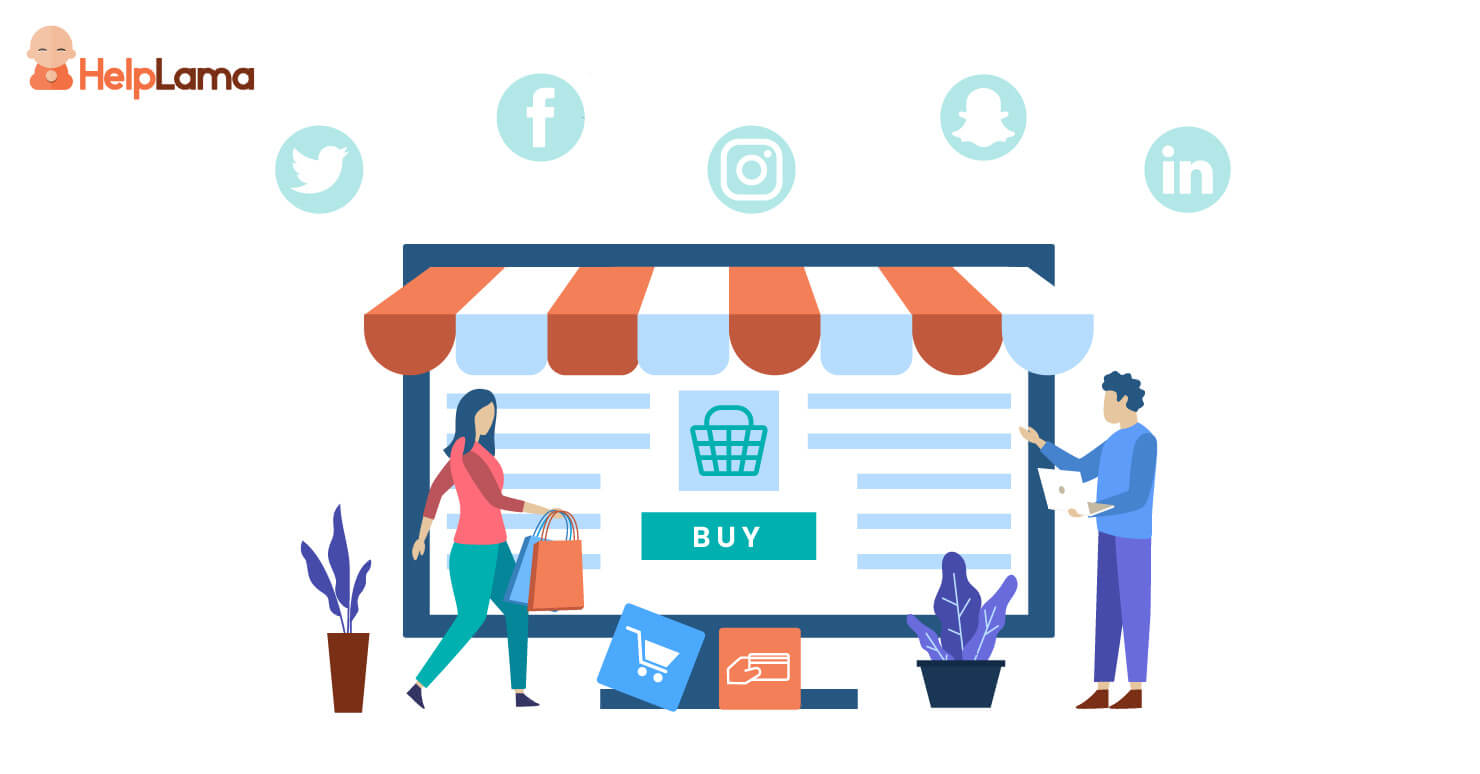 How to Leverage Social Media Platforms to Drive Sales for Your Ecommerce Stores?