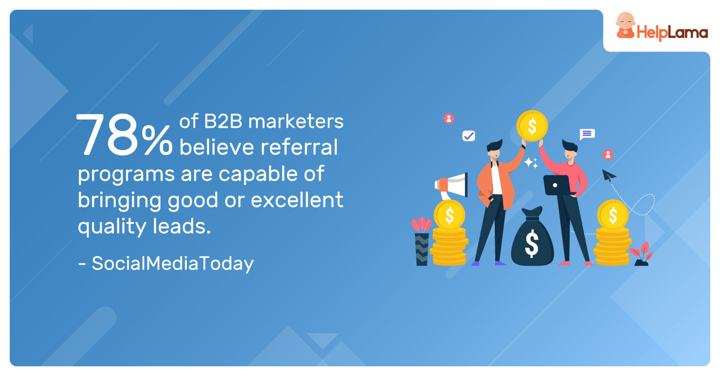 78-percent-of-B2B-marketers-believe-referral-programs