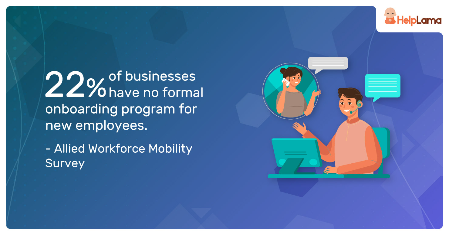 22%-of-businesses-have-no-formal-onboarding-program-for-new-employees