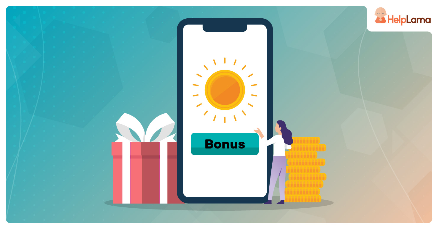 Sign-up-bonus