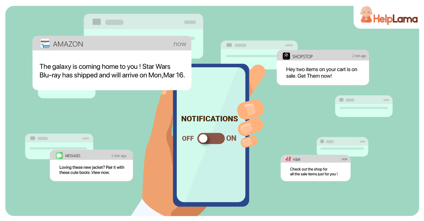 What do Consumers Think About Push Notifications [Survey]