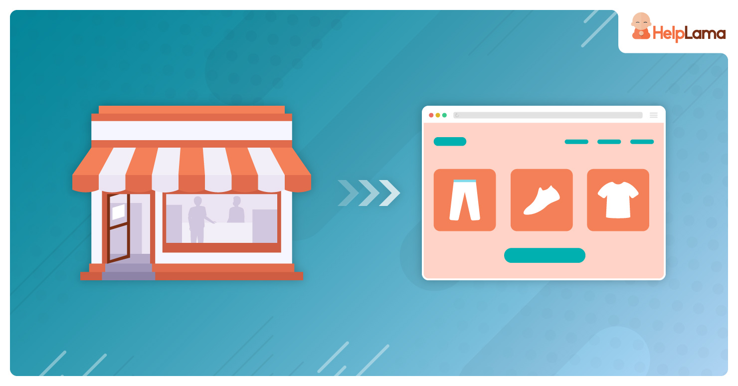 Successfully Managing the Shift from Brick-and-Mortar to Ecommerce