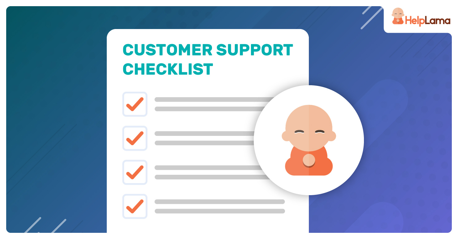 Tick Every Customer Support Box with Helplama: Here's How