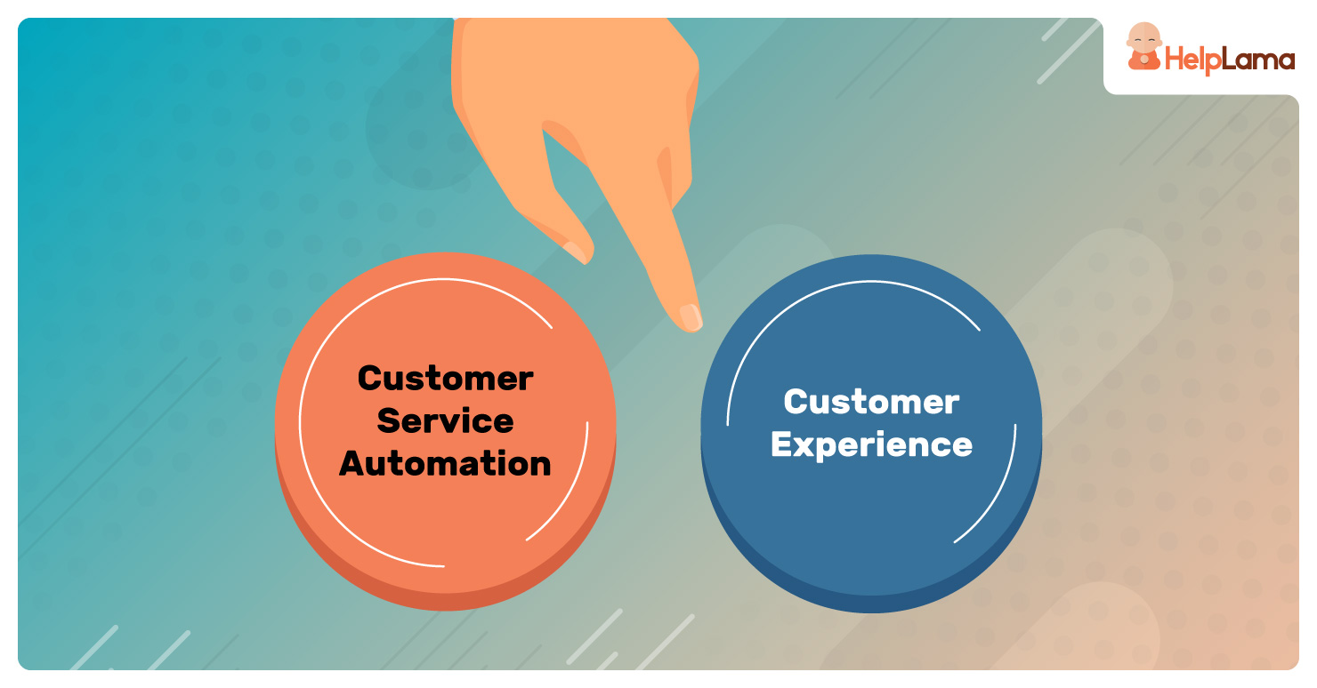 Customer Service Automation vs Customer Experience: How to Find a Balance