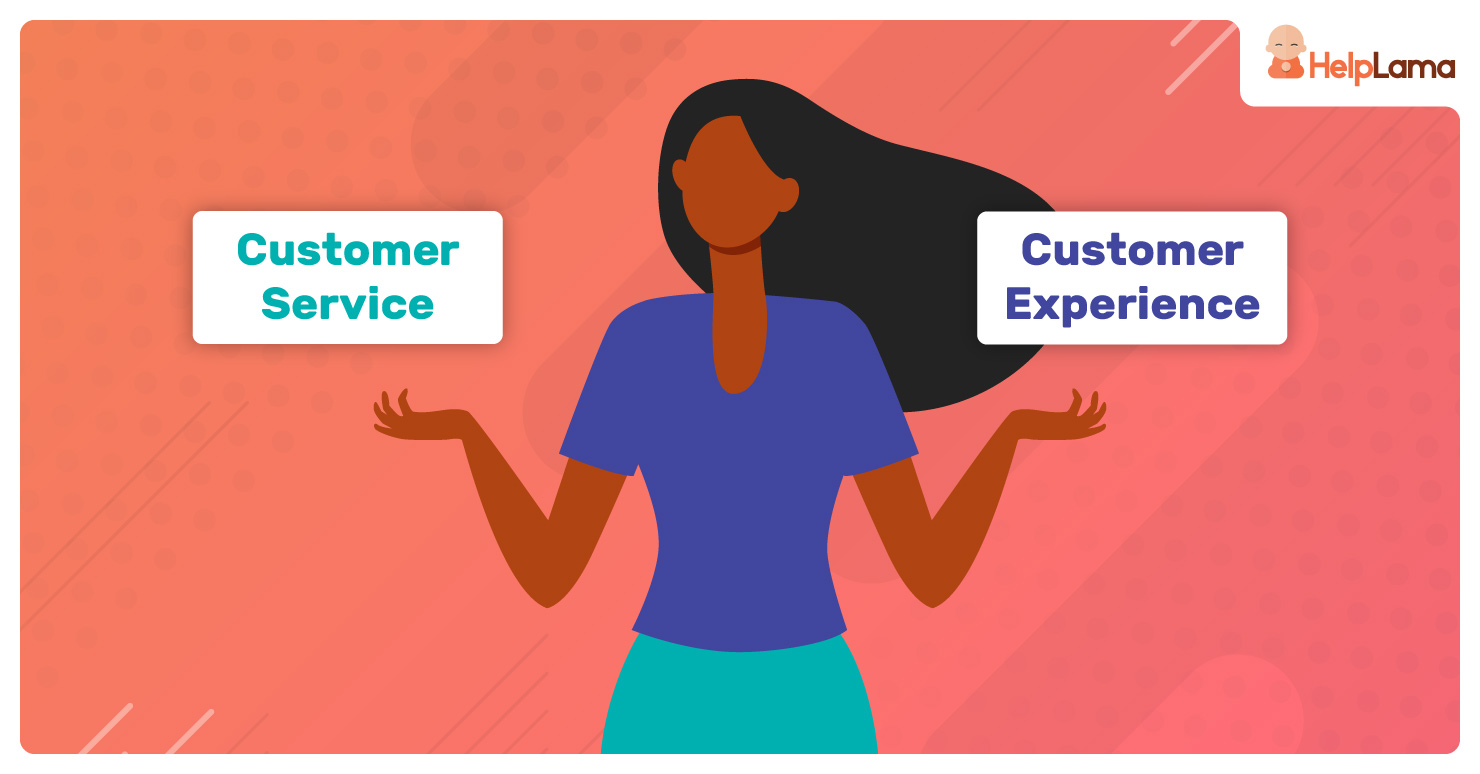 Customer Service VS Customer Experience: What's the Difference?